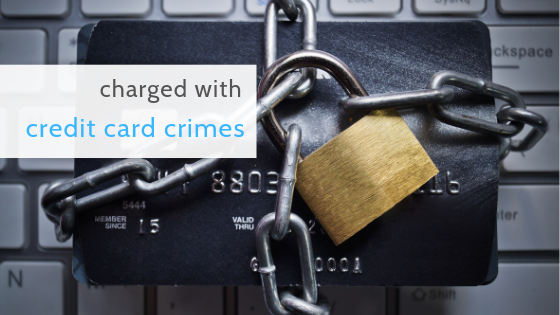 credit card crime charge