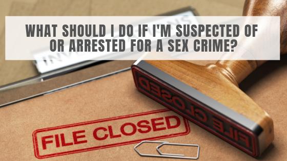 suspected or arrested sex crime gainesville