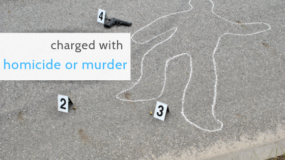 homicide murder charge